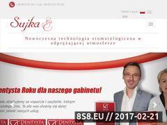 Miniaturka sujka.com.pl (Usługi stomatologiczne)