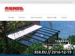 Miniaturka domeny www.sunzal.com.pl