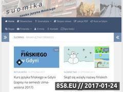 Miniaturka domeny www.suomika.pl