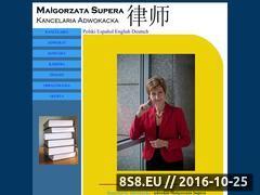 Miniaturka Pomoc prawna: prawo rodzinne, karne i pracy (www.supera.pl)