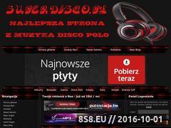 Miniaturka domeny superdisco.pl