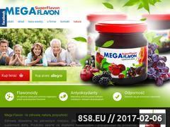 Miniaturka domeny www.superflavon.pl