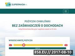 Miniaturka domeny superkasa.pl