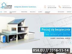Miniaturka domeny www.superkomfort.pl