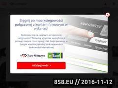 Miniaturka domeny superksiegowa.pl