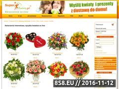 Miniaturka domeny superkwiaty.pl