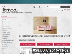 Miniaturka domeny superlampa.pl