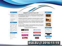 Miniaturka domeny www.superled.pl