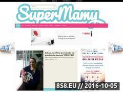 Miniaturka domeny www.supermamy.pl
