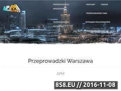 Miniaturka domeny www.superprzeprowadzki.pl