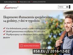 Miniaturka domeny supertlumacz.pl