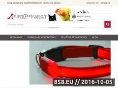 Miniaturka domeny www.superzoomarket.pl