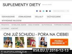 Miniaturka domeny suplementy-diety.info