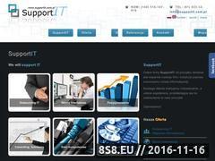 Miniaturka domeny www.supportit.com.pl