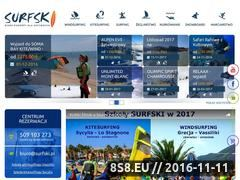 Miniaturka domeny surfski.pl