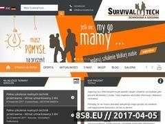 Miniaturka domeny survivaltech.pl