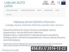 Miniaturka domeny suzuki.poznan.pl