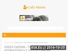 Miniaturka domeny sweetmama.pl