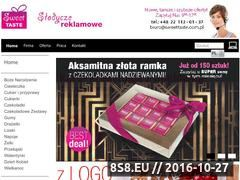 Miniaturka domeny www.sweettaste.pl
