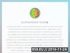 Miniaturka domeny www.swiadectwaenergetyczne.waw.pl
