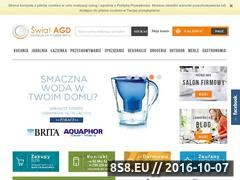 Miniaturka domeny swiat-agd.com.pl