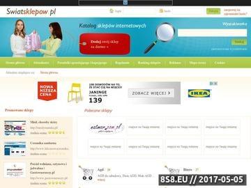 Zrzut strony Zakupy przez internet