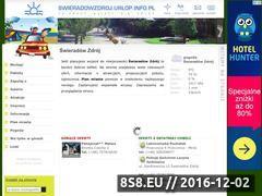 Miniaturka domeny swieradowzdroj.urlop.info.pl