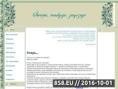 Miniaturka domeny www.swieta.biz