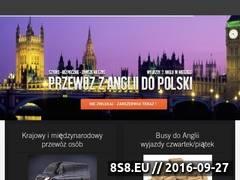 Miniaturka Tanie przewozy do Anglii (swiftbus.pl)