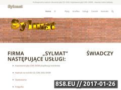 Miniaturka domeny www.sylmat.pl