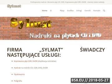 Zrzut strony Nadruki na cd i dvd. Tłoczenie płyt.