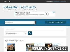 Miniaturka domeny www.sylwester.gdansk.pl