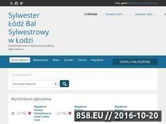 Miniaturka domeny sylwester.lodz.pl