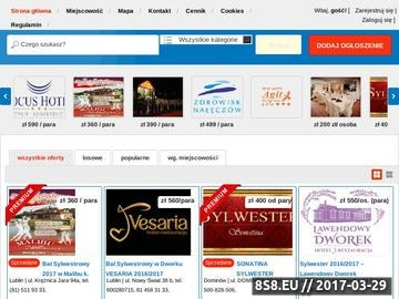 Zrzut strony Sylwester Lublin - Bal Sylwestrowy