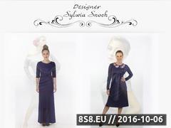 Miniaturka Sukienki na każdą okazję. Ponadczasowe wzory. (www.sylwiasnoch.pl)