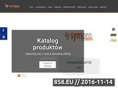 Miniaturka www.symproevents.pl (Demonstracja dachowania samochodu)