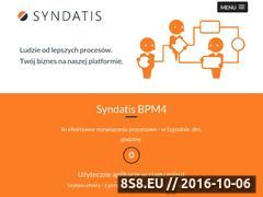 Miniaturka domeny www.syndatis.com