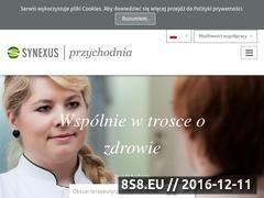 Miniaturka domeny synexus.pl