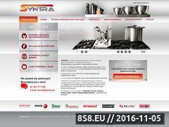 Miniaturka domeny syntra.pl