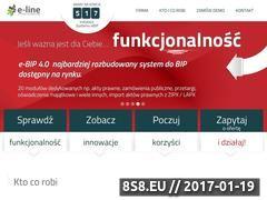 Miniaturka domeny www.systemdobip.pl