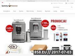 Miniaturka domeny www.systemykawowe.pl