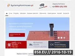 Miniaturka domeny systemykominowe.pl