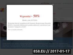 Miniaturka domeny systemyozonowania.pl