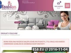 Miniaturka domeny www.szablon-studio.pl