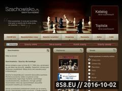 Miniaturka domeny www.szachowisko.pl