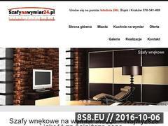 Miniaturka domeny szafynawymiar24.pl