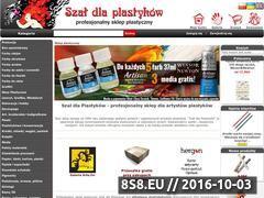Miniaturka domeny www.szal-art.pl