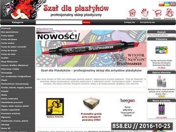 Zrzut strony Formy do odlewów Szał dla Plastyków - profesjonalny sklep plastyczny