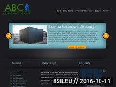 Miniaturka domeny szamba-betonowe.org