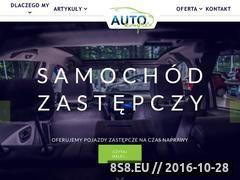 Miniaturka domeny www.szarama.pl